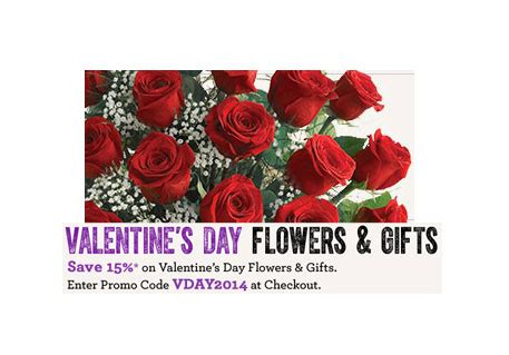 1800flowers coupon code 15 off valentines day flowers