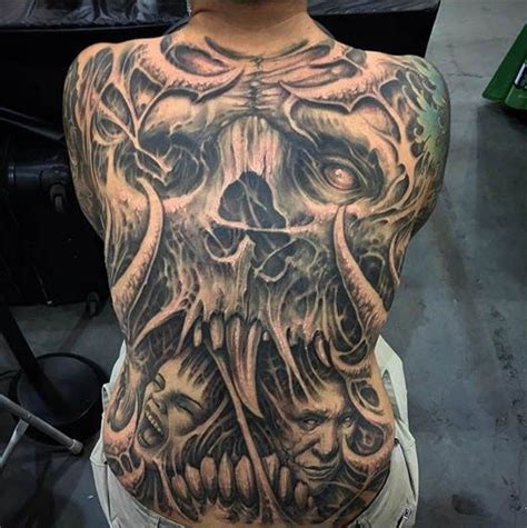 bodeans tattoos sick back by jeremiah barba inked inkedmag ink