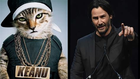And Keanu by How Key And Peele Got Keanu Reeves To Voice A Cat In
