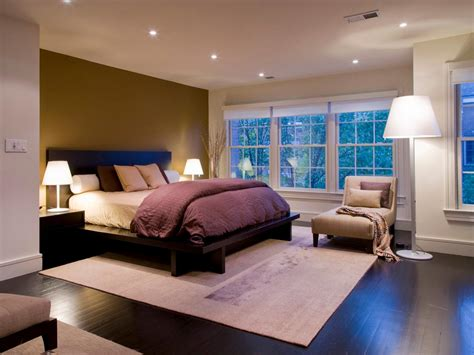 Bedroom Lighting Recessed Lighting A Versatile Lighting Option Recessed Lights Cast Subtle Ambient Lighting In