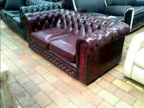 canape chesterfield cuir occasion canape chesterfield cuir occasion max min