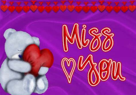 Everyday Miss You Cards, Free Everyday Miss You Wishes