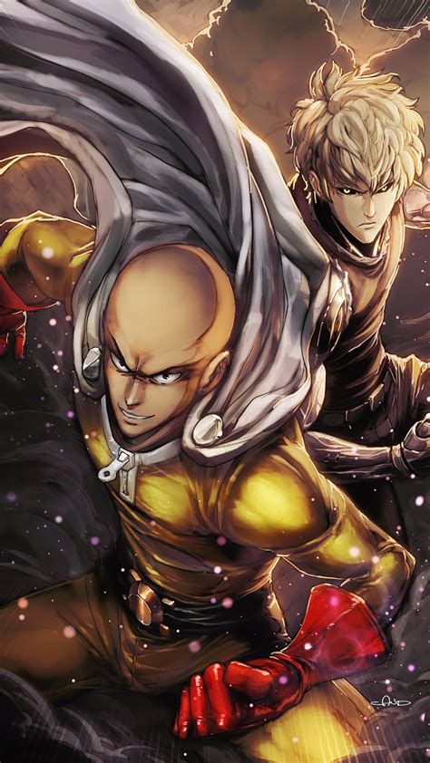 wallpaper iphone 6 one punch man 3wallpaperswallpaper hd iphone x 8 7 6 one punch man