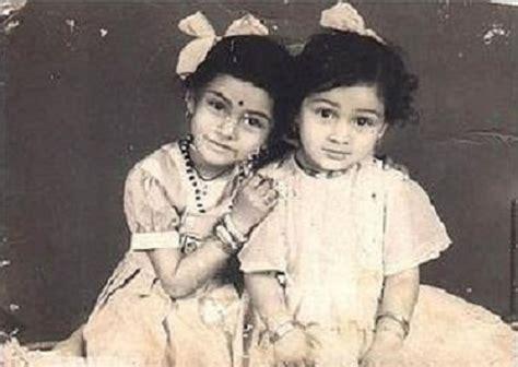 actor actress parents simran family childhood photos actress celebrity