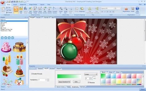 card layout adalah smartsyssoft greeting card designer 2 50
