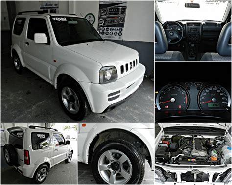 Suzuki Jimny Extras Vendo Suzuki Jimny 1 3 4all 4x4 16v Gasolina 2p