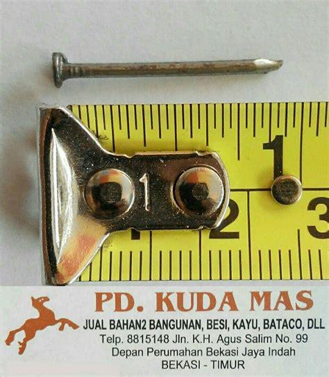 Paku Kayu Triplek 4 Cm Per 1 Kg jual paku triplek kayu 2 5 cm berat 1 kg pd kuda