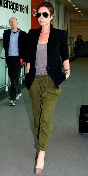 Beckhams Must Haves by S Top 5 Must Looks 3 Tapered Trouser Pant