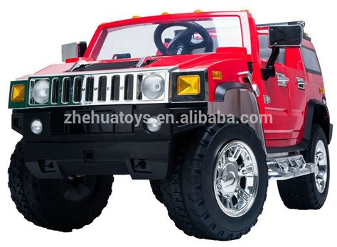 1206 Hummer H2 Licensed Car 12v Baby Toys Kids Ride On Car