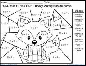 2nd Grade Coloring Math Worksheets For Halloween Coloring Pages
