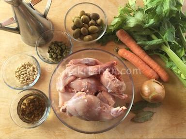 come cucinare il coniglio alla cacciatora coniglio alla cacciatora kikakitchen