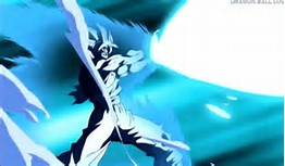 Dragon Ball Z Goku Kamehameha