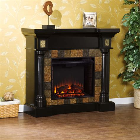 Rustic Electric Fireplace Rustic Electric Fireplaces I Portable Fireplace Comportablefireplace