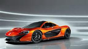 Cool Car Pictures McLaren P1