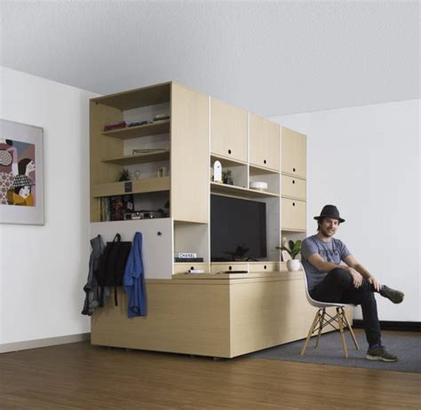studio apartment solutions a super space saving solution for small apartments