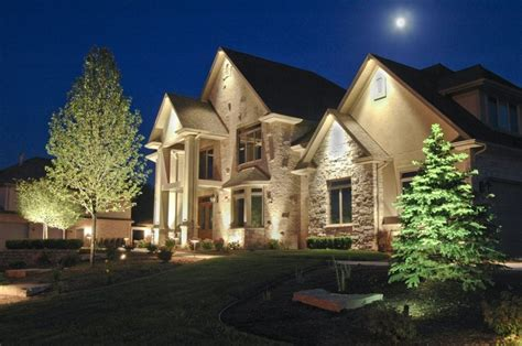 Landscape Accent Lighting 17 Best Images About House Lighting On Pinterest Landscaping Lakes And Beautiful