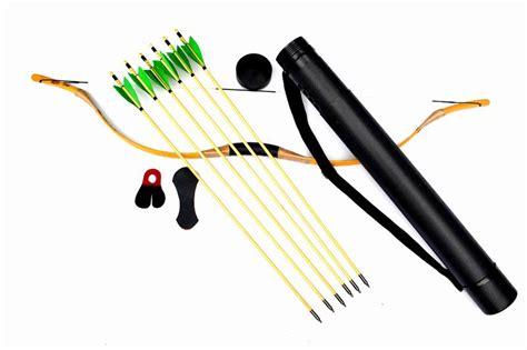 Arrow Fiber Glass Untuk Busur 15 40 Lbs youth bow package integration no 2