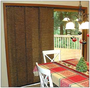 Images of Sliding Glass Door Window Treatments Ideas
