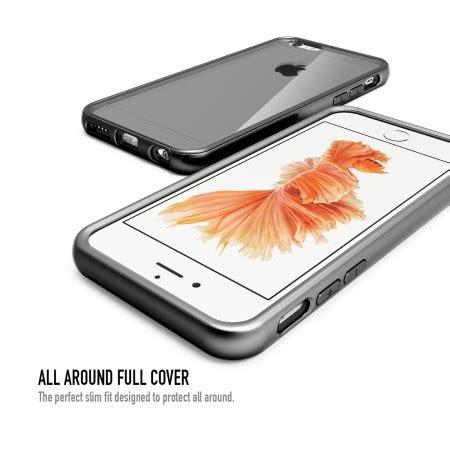 One V0214 Iphone 6 6s obliq mcb one series iphone 6 6s bumper grey