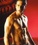 Shah Rukh Khan Body