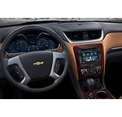 2013 Chevrolet Traverse Interior 2  Sense The Car