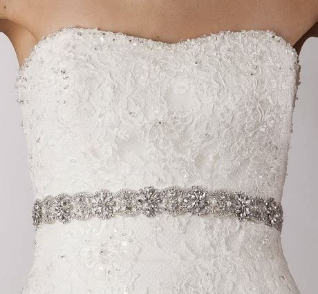 wedding dresses belts