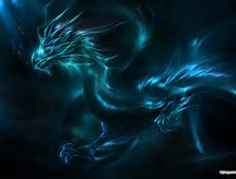 Cool Wallpapers for Desktop HD Blue Dragon