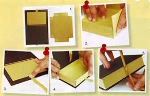 Cara Membuat Kotak Dari Kertas