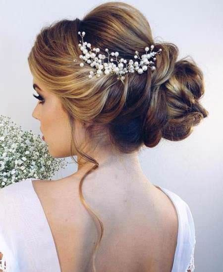 Wedding Hair With Bouffant by 20 Chic Wedding Hair Updos For Brides