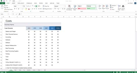 business plan template free excel business plan template instant business forms checklists and spreadsheets