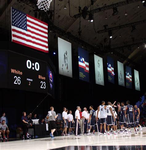 festival usa 2012 nike world basketball festival team usa dc armory