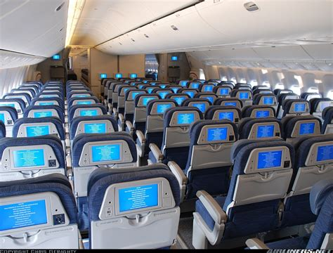 Boeing 777 American Airlines Interior by Boeing 777 Inside