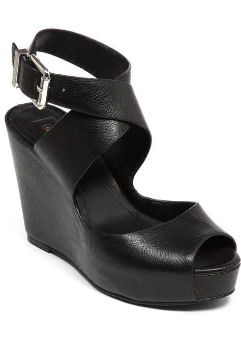 bcbg wedge sandals bcbg bcbgeneration tevos platform wedge sandals shoes