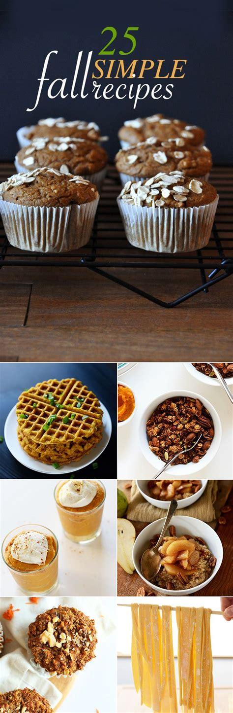 simple fall recipes minimalist baker bowls and fall