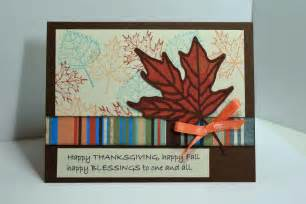 ideas for scrapbookers thanksgiving card ideas