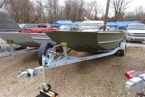 flat bottom boats for sale in michigan seaark boats for sale in michigan boats