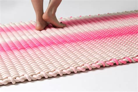 Indoor Outdoor Rugs Made Of Silicone Cord Design Milk How Are Rugs Made