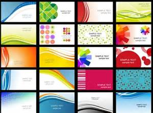 Free Business Cards Templates Download Variety Of Dynamic Flow Line Of Business Card Templates 02
