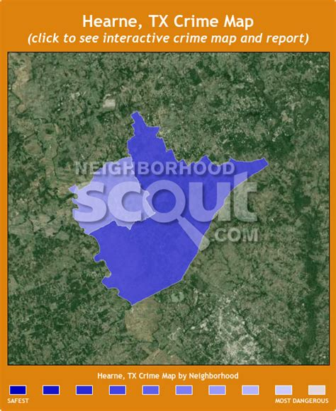 hearne texas map hearne crime rates and statistics neighborhoodscout
