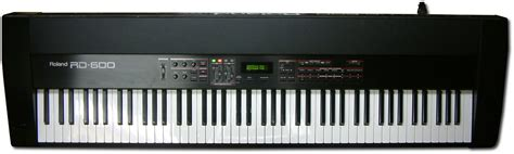 Keyboard Roland Stage Roland Rd 600 Stage Piano Dm Audio Sound Hire Scotland