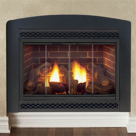 Cleaning Glass Fireplace Doors Maintaining Your Gas Fireplace Glass Doors