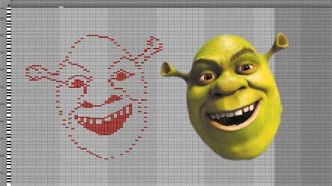 free shrek painting shrek midi and it sounds just like all