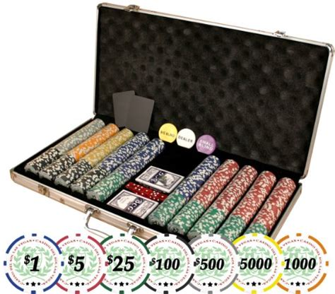 Set Permainan Hold Em Premium Casino Style premium set of of 750 casino sol 11 5 gram chips