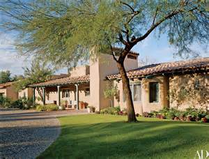 home pics mccain s southwestern style residence in arizona
