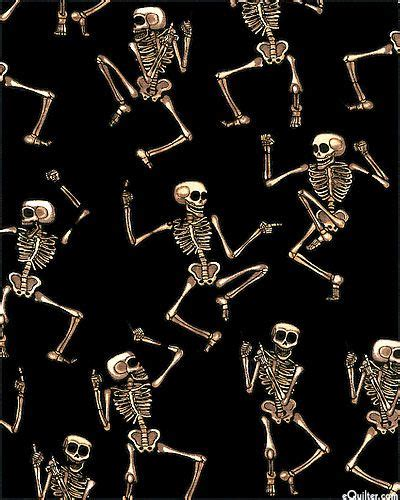 skeleton crew tattoo boo crew skeleton black rockin fabrics