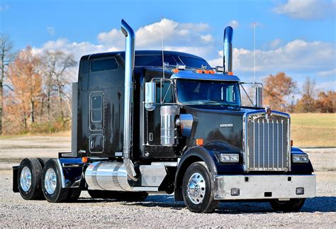 kw w900 for sale kenworth w900 fitzgerald glider kits