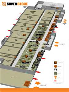 home depot layout chaz directory