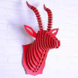 Art And Craft For Home Decoration head for home decoration art and craft wood animal head wood crafts