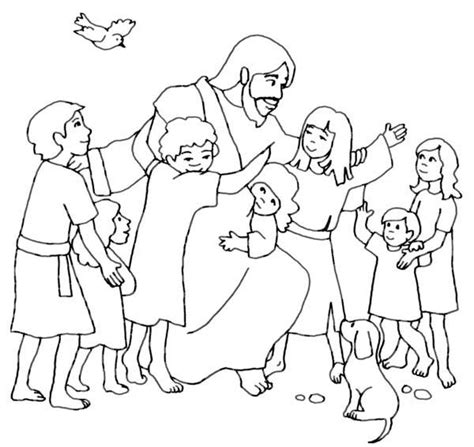 jesus coloring pages for toddlers 25 best ideas about jesus coloring pages on