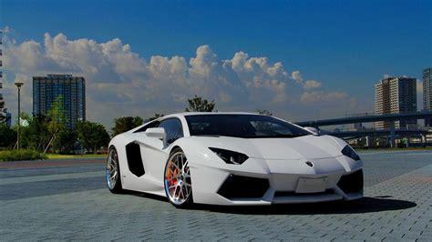White Lamborghini Aventador Hd Wallpaper White Lamborghini Wallpapers Wallpaper Cave